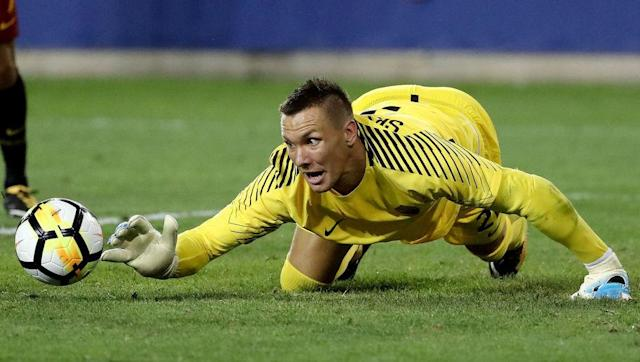 <p>The Poland international has spent the last two seasons on loan at Empoli from Roma, and has impressed during his time away from the Stadio Olimpico. </p> <br><p>The 26-year-old is an attractive option for de Boer and Crystal Palace, as it would only cost a reported £6m to acquire the Pole's services, and given his age, he is definitely a sustainable option for Palace. </p> <br><p>Skorupski is an exquisite shot shopper and boasts impressive reflexes, and he remains the most astute option for the Eagles as they look to add a third goalkeeper to their ranks with just under two weeks of the window left. </p>