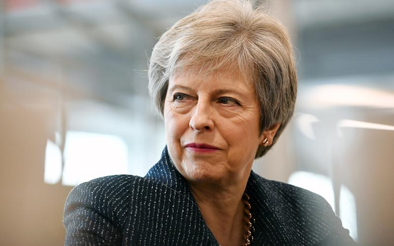 May Is Cornered by Parliament as She Fights for Her Brexit Deal