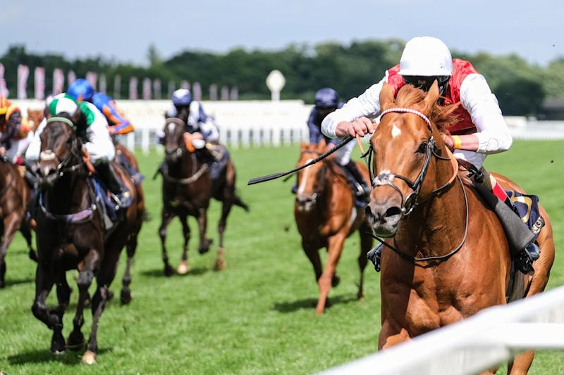 Adam Kirby on Golden Horde wins the Commonwealth Cup, the Qipco British Champions Series feature on Friday's Royal Ascot card