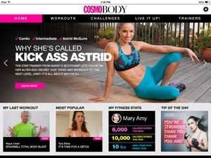 Hearst Corporation Launches CosmoBody -- A New Paid Subscription Video On-Demand Channel --Through Its New Hearst Digital Studios Unit