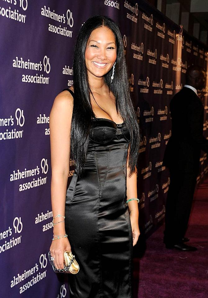 """Kimora Lee Simmons turns 36 Jason Merritt/<a href=""""http://www.gettyimages.com/"""" target=""""new"""">GettyImages.com</a> - March 16, 2011"""