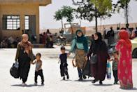 Indonesians decry IS 'lies' after fleeing Syria's Raqa