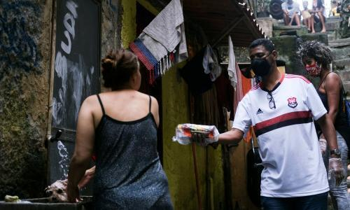 Rio's favelas count the cost as deadly spread of Covid-19 hits city's poor