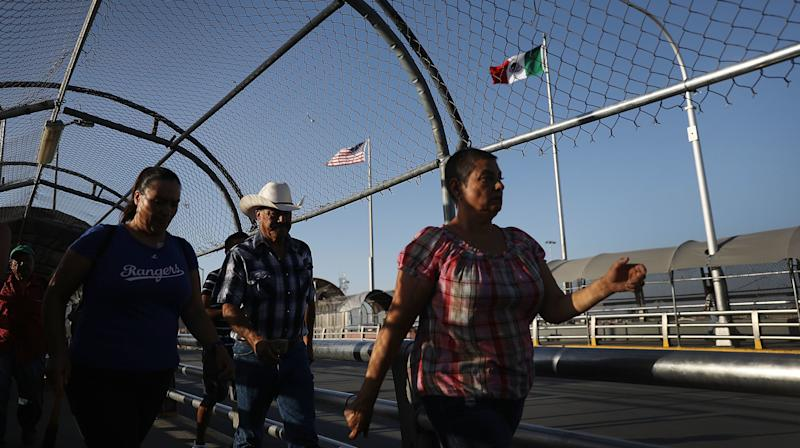 Trump Administration Denies Passports To Americans Living On Border: Report
