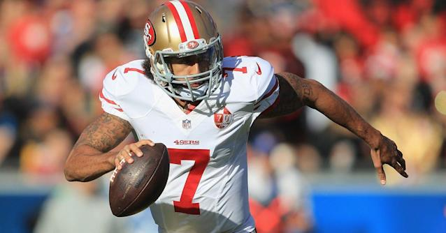 The Lions will attend Colin Kaepernick's workout on Saturday