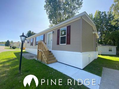 Since taking ownership of the Pine Ridge community in 2018, Havenpark Communities has actively sold and leased new homes to residents.