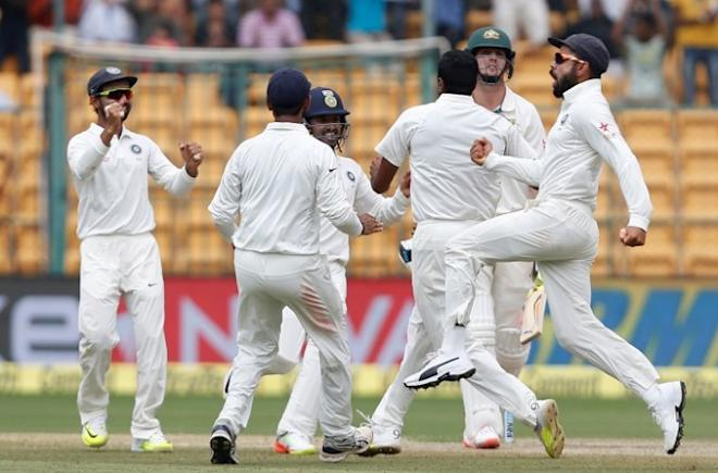 Virat Kohli, India, Australia, Test series, second match