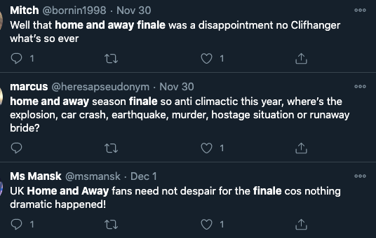 twitter home and away fans