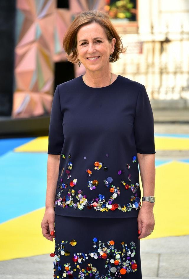 Kirsty Wark was among those tipped for the role