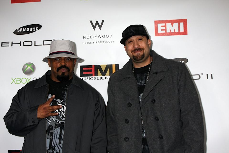 cypress hill rappers sen dog and b-real