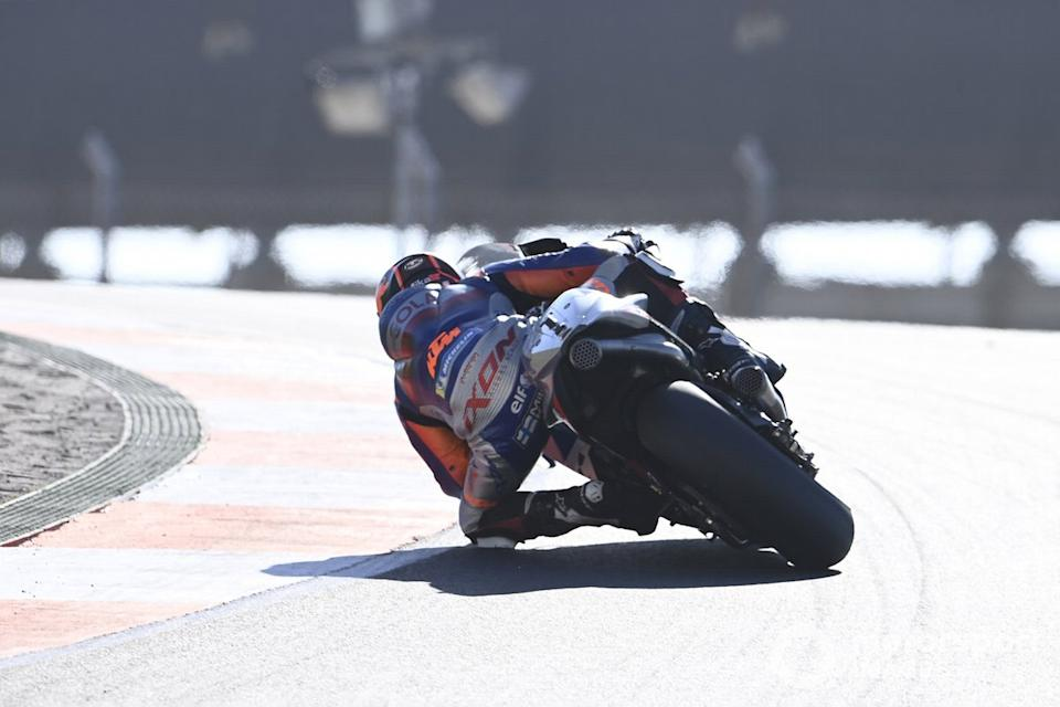 """Mika Kallio, Red Bull KTM Tech 3<span class=""""copyright"""">Gold and Goose / Motorsport Images</span>"""