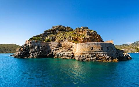 Spinalonga - Credit: milangonda