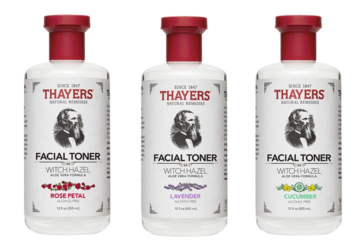If the Thayers Rose Petal Witch Hazel Toner isn't for you, the brand offers different blends, including cucumber and lavender. (Photo: Amazon)