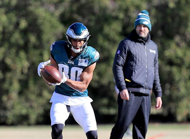 Here's why Eagles' Jordan Matthews could play major role on offense during his return vs. Patriots