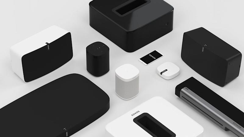 Sonos's future depends on not getting crushed by Amazon or Apple