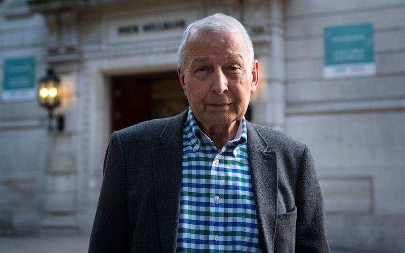 Frank Field resigned from the Labour Party in 2018 - Victoria Jones/PA