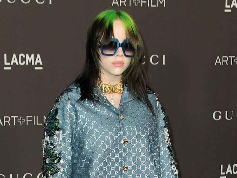 Billie Eilish details nasty paparazzi encounter