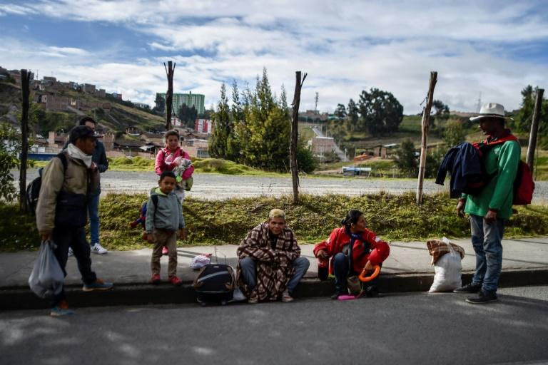 Venezuelans are rushing out of the country to join those who have already fled a deepening economic crisis, as regional governments struggle to cope with the exodus