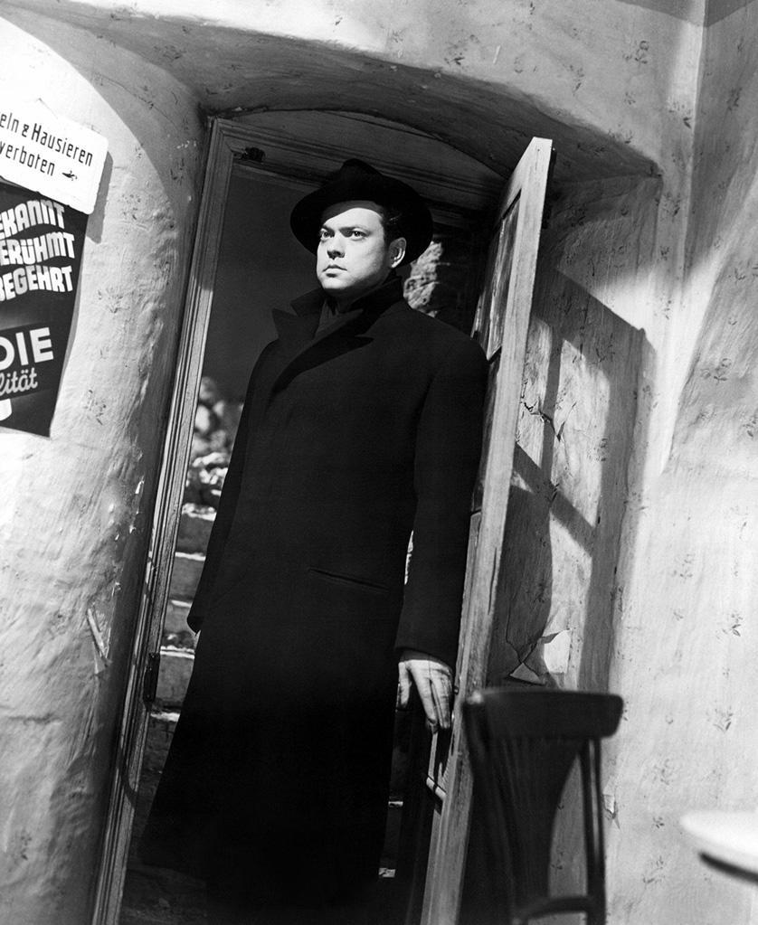 """<a href=""""http://movies.yahoo.com/movie/the-third-man/"""" data-ylk=""""slk:THE THIRD MAN"""" class=""""link rapid-noclick-resp"""">THE THIRD MAN</a> (1949) <br>Directed by: <span>Carol Reed</span> <br>Starring: <span>Joseph Cotten</span>, <span>Alida Valli</span> and <span>Orson Welles</span>"""