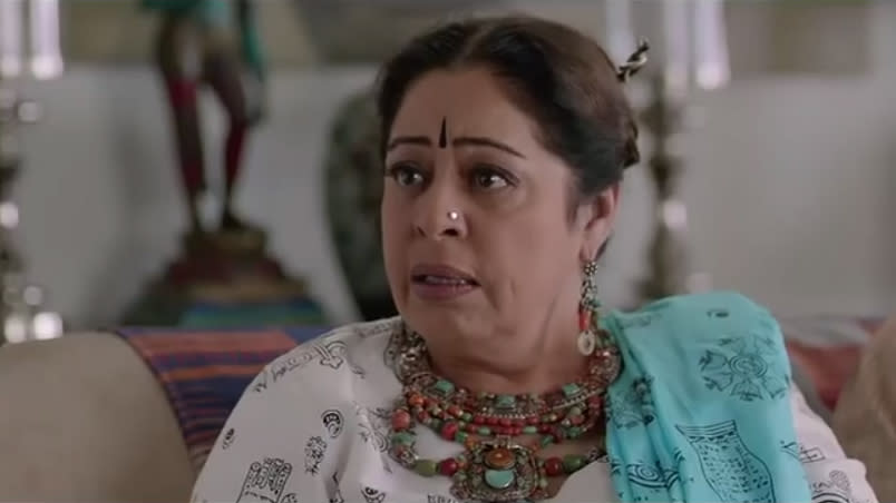 <p>The end 90s and early 2000s saw the mother coming of age and becoming progressive in her thoughts and behaviour. This era also saw the emergence of Kirron Kher as the overtly expressive and hilarious, yet loving and understanding, mother. Kher was also the slightly obnoxious mother who never shied away from dressing up or dancing as was evident in Devdas where she played mother to Aishwarya's Paro, and Dostana, where she swung her hips to <em>'Maa da </em>laadla<em>'</em>. <br><br>The 2000s also saw films addressing issues such as homosexuality and exploring the dynamics of relationships between mothers and their homosexual sons. While Dostaana saw a rather melodramatic Kher gifting her, supposedly, gay son-in-law kangans, Lilette Dubey initially rebels against her son as she comes to terms with his homosexuality, and battle with AIDS, and later on accepts him, in the acclaimed My Brother Nikhil. </p>