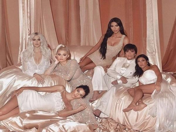 The Kardashians and Jenner clan
