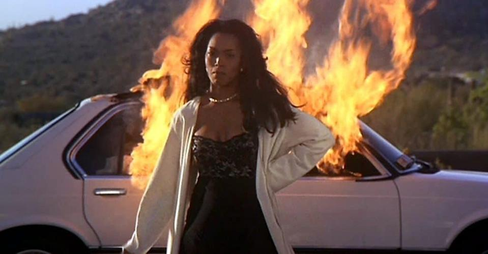 Angela Bassett as Bernadine in 'Waiting To Exhale'