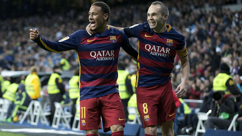 Neymar Returning To Barca Would Be Weird Says Iniesta