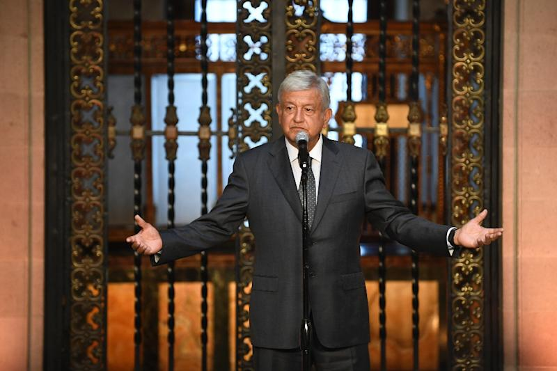 Mexican president-elect Andres Manuel Lopez Obrador, an anti-establishment leftist and free-trade skeptic, pulled out of a Latin American trade bloc summit at the last minute