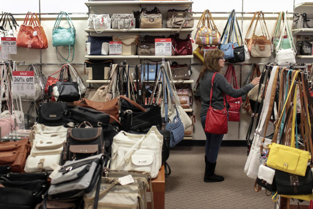 A gauge on how U.S. consumers felt in June will be among the economic highlights on Friday, the final trading day of the week, month, quarter, and half year. (John Roark/Athens Banner-Herald via AP)