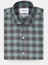 """<p><strong>Ledbury</strong></p><p>ledbury.com</p><p><strong>$650.00</strong></p><p><a href=""""https://www.ledbury.com/products/the-sage-roslyn-gingham-casual-shirt"""" rel=""""nofollow noopener"""" target=""""_blank"""" data-ylk=""""slk:Shop Now"""" class=""""link rapid-noclick-resp"""">Shop Now</a></p><p>This is not your average button-down. Made with 100% European cotton, Mother of Pearl buttons, and a canvassed interlining to prevent unwanted folding and collar collapse, Ledbury's tailored, casual shirt is perfect for transitioning from day to night. </p>"""