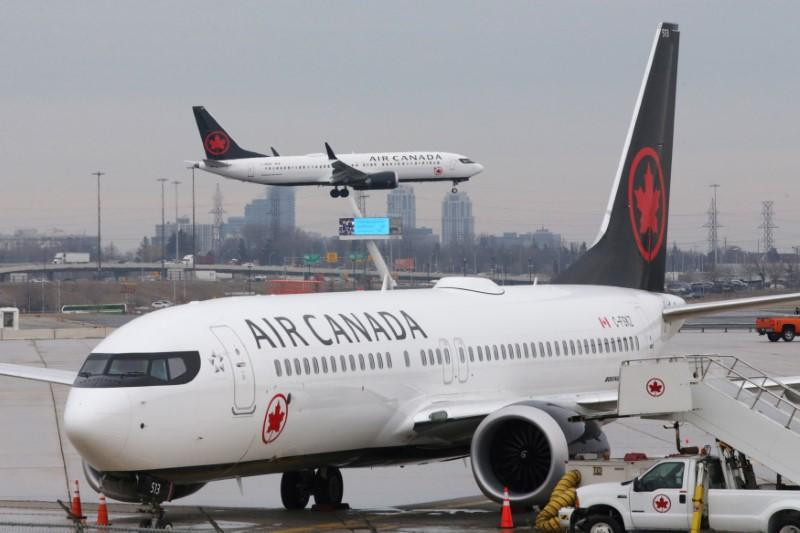 Air Canada raises nearly C$1.6 billion amid COVID-19 pandemic