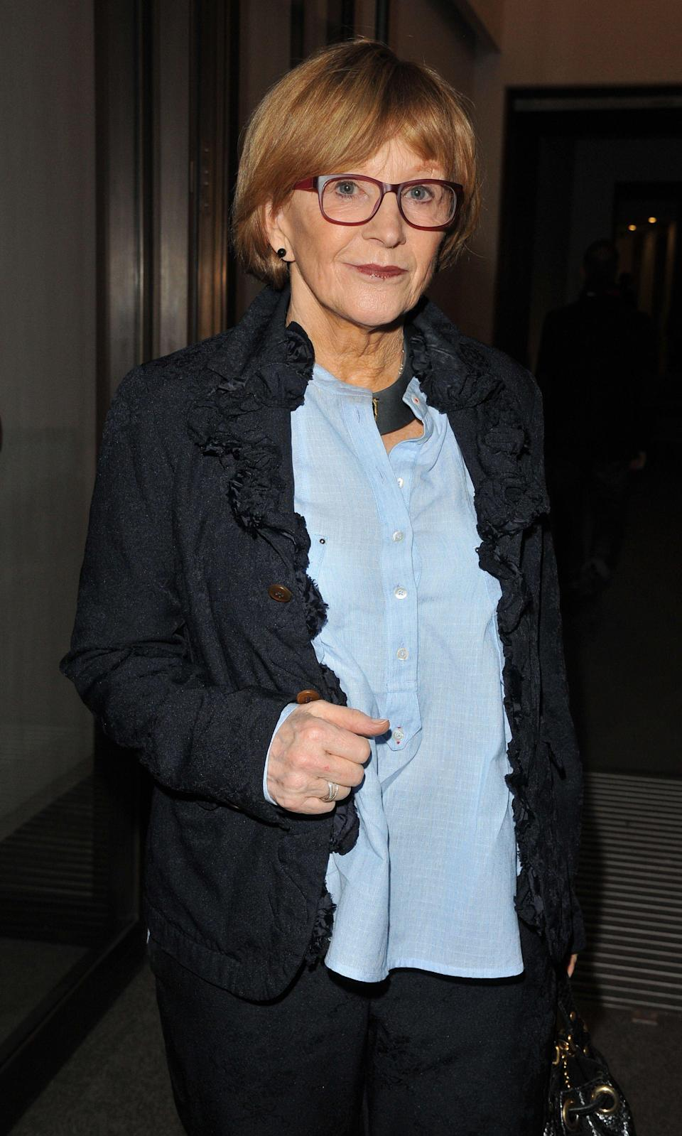 Anne Robinson pictured in 2017 (Photo: Can Nguyen/Shutterstock)