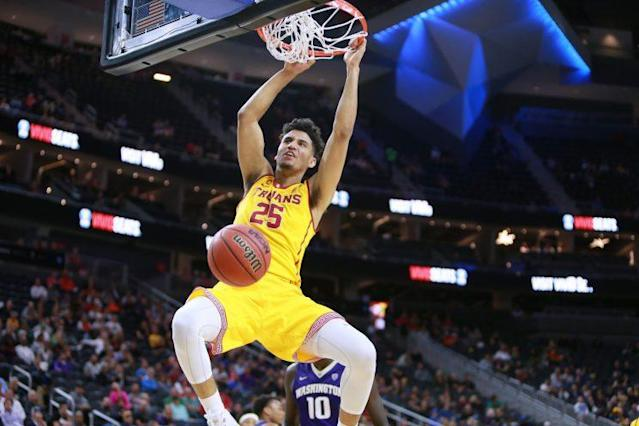 USC could be a power in the Pac-12 if Bennie Boatwright returns to school. (Getty)