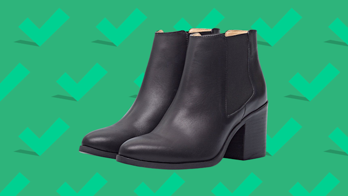 Best gifts for wives 2021: Nisolo Heeled Chelsea Boot