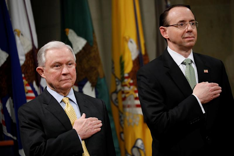 United States Attorney General Jeff Sessions (Photo: Aaron Bernstein / Reuters)