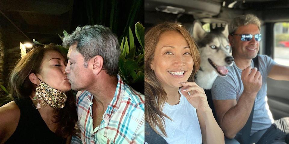 Fans Are Going Wild for These New Photos of Carrie Ann Inaba and Her New Boyfriend