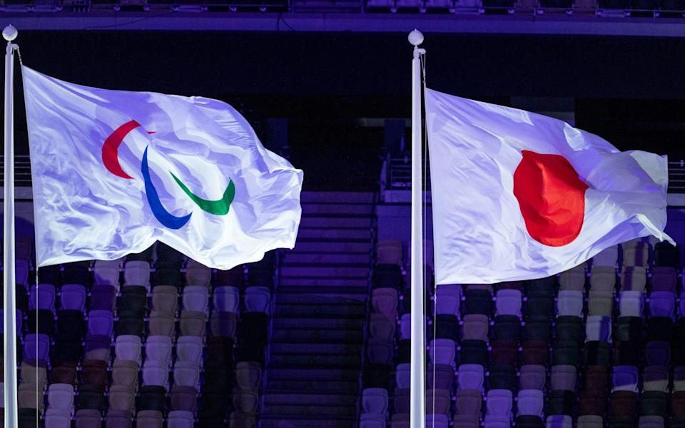 paralympics opening ceremony 2021 live updates tokyo 2020 - PA