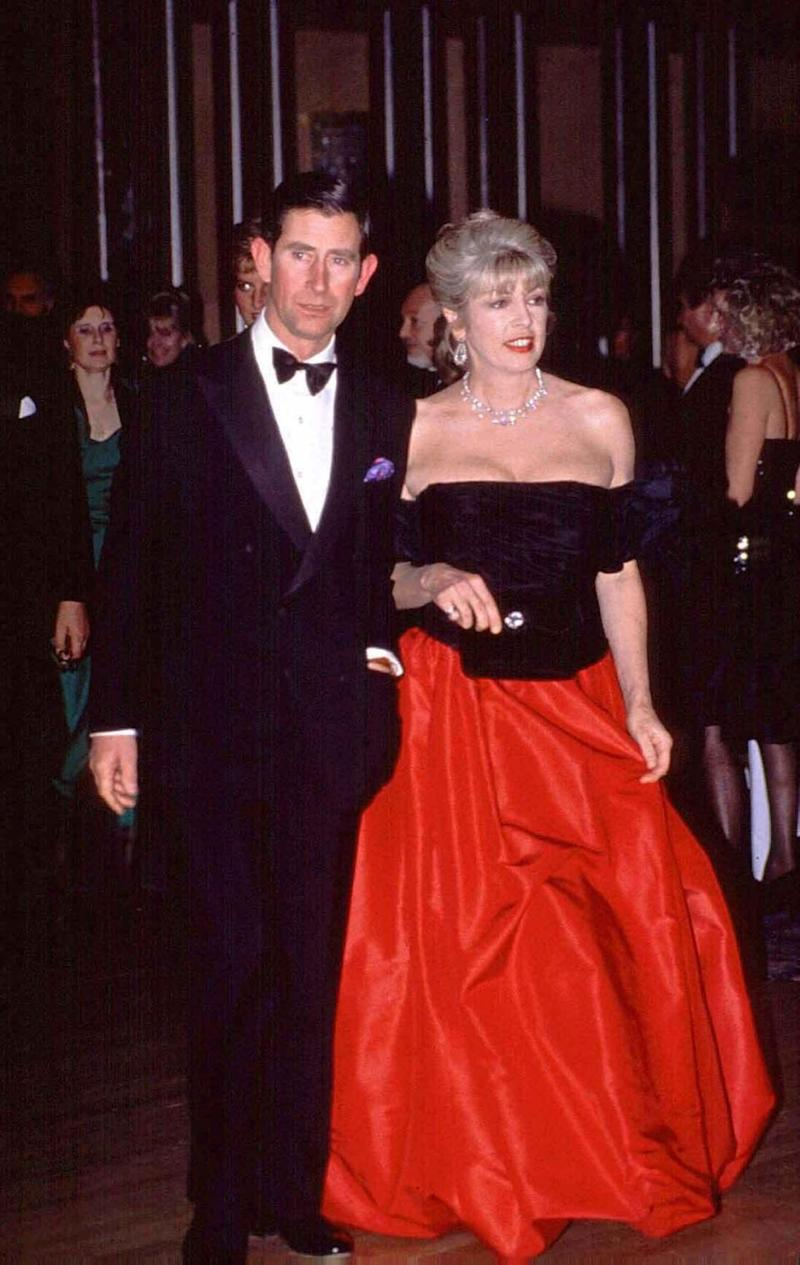 Dale Tryon was another prominent woman in Prince Charles' life who you may not have heard about. Source: Getty