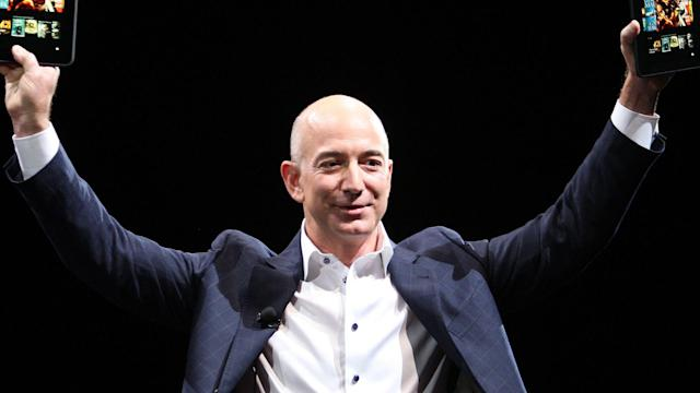Jeff Bezos failed at selling America smartphones. Maybe he will be better at selling America organic groceries.