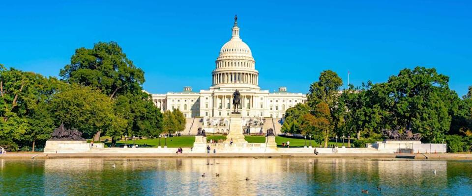 The United States Capitol, often called the Capitol Building, is the home of the United States Congress.