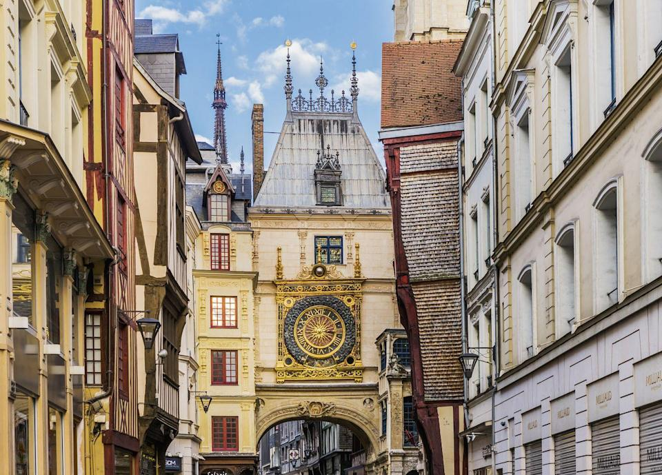 """<p>France is the perfect European country for a short cruise thanks to its proximity to the UK, along with the beautiful cities, delicious food and outstanding architecture. Travel to France from Portsmouth with Fred. Olsen Cruise Lines and you can spend five nights getting to know its culture-rich cities.</p><p>The autumn cruise, from £649, takes you through the River Seine as you visit the capital of Normandy, Rouen. You'll be in the ideal location to visit Paris, too. It's then on to quaint port Honfleur to check out its 15th and 16th century architecture and distinctive harbour. As you sail on Balmoral, there are inviting public spaces, hobby classes and tantalising food to enjoy.</p><p><a class=""""link rapid-noclick-resp"""" href=""""https://go.redirectingat.com?id=127X1599956&url=https%3A%2F%2Fwww.fredolsencruises.com%2Fcruise%2Ffrench-cities-with-the-seine-l2134&sref=https%3A%2F%2Fwww.prima.co.uk%2Ftravel%2Fg36183644%2Fbest-mini-cruises-short-cruises%2F"""" rel=""""nofollow noopener"""" target=""""_blank"""" data-ylk=""""slk:BOOK NOW"""">BOOK NOW</a></p><p><strong>We want to help you stay inspired. Sign up for the latest travel tales and to hear about our favourite financially protected escapes and bucket list adventures.</strong></p><p><a class=""""link rapid-noclick-resp"""" href=""""https://hearst.emsecure.net/optiext/optiextension.dll?ID=Mf2Mbm2t6kFIB2qaqu7QV5QAIooPPMrcO%2BU6d2SmsL4zpSgeyQIbzx5P9sbmxMKLhPooFIrsXaC2MY"""" rel=""""nofollow noopener"""" target=""""_blank"""" data-ylk=""""slk:SIGN UP"""">SIGN UP</a></p>"""