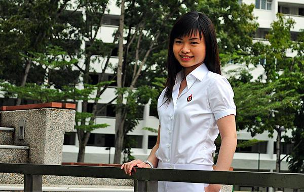 Are netizens justified in digging into new PAP candidate Tin Pei Ling's personal life? (Yahoo! photo)