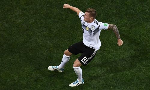 I was jumping and screaming. Now I think we will see a different Germany