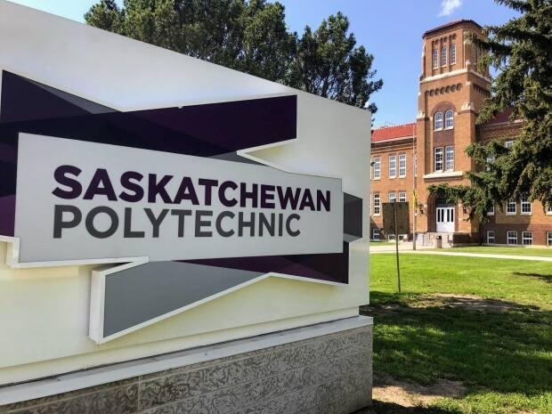 Students at Saskatchewan PolyTechnic campuses will need to be masked and physically distant while in class.  (CBC News/Matt Howard - image credit)