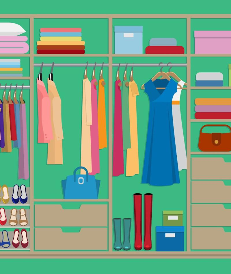 Before And After: 3 Closet Makeovers We Canu0027t Stop Swooning Over