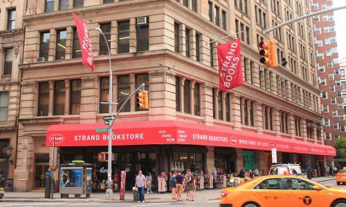 Customers rush to help New York's Strand bookstore after owner's plea