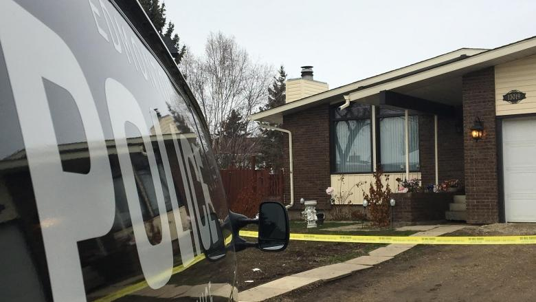 Stab wound killed woman found dead in Edmonton home, autopsy shows