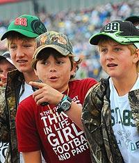 Junior Nation has been waiting for more than two years for Dale Earnhardt Jr. to go to victory lane