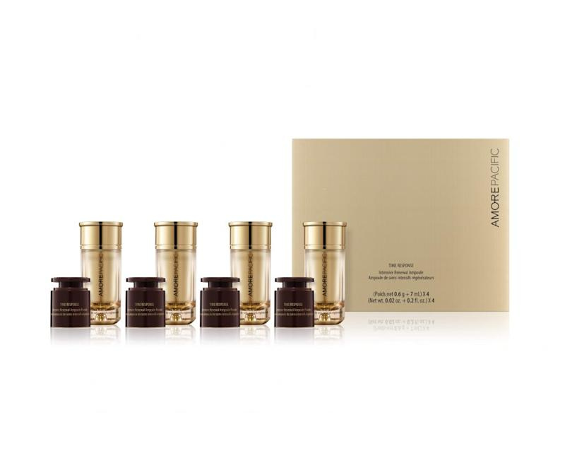 Amorepacific TIME RESPONSE Intensive Renewal Ampoule