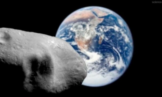 The close-encounter football-field size asteroid may be worth a pretty penny.
